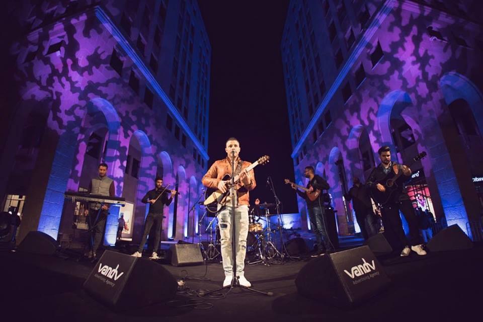 حفل الفنان هاني متواسي في مدينة روابي 2019